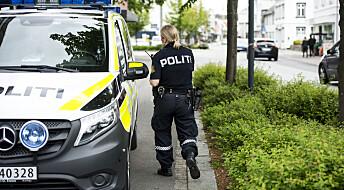 Nærpolitireformen ga et mer sentralisert politi