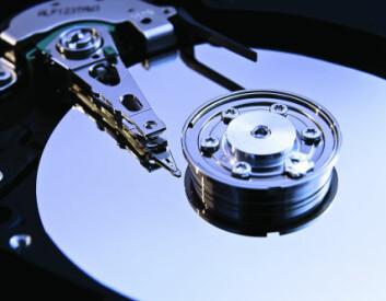 Magnetiske lesehoder basert på nanoteknologi ble anvendt i kommersielle lesehoder fra 1997. Foto: Shutterstock