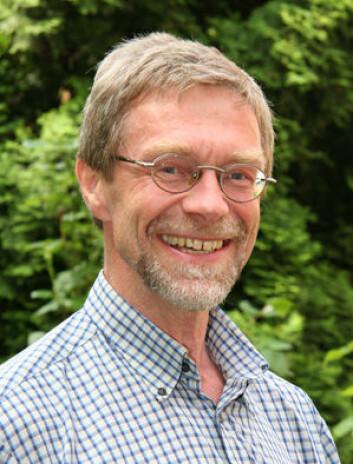 """""""Arve Lund (Foto:Veterinærinstituttet)"""""""