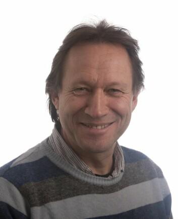 Markus Lindholm. (Foto: Bjørn Faafeng/NIVA)