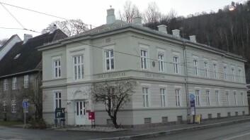 Oslo hospital ble liggende der sykehuset har ligget siden 1200-tallet, og beholdt navnet. Dermed ble det også holdt ved like av folk i området, men uttalen intakt. (Foto: PaulVIF/Wikimedia Creative Commons)