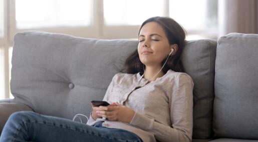 Norske forskere testet musikkterapi mot kronisk utmattelse