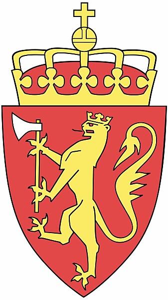 Den norske løven.