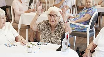 En av tre eldre deltar aktivt i frivillighet