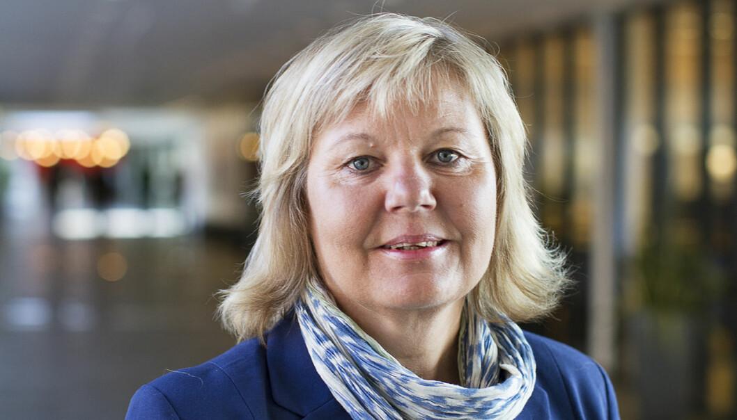 – Det skjer stadige endringer innen havbruk som krever ny kunnskap og kompetanse, sier Grete Lysfjord ved Nord universitet.