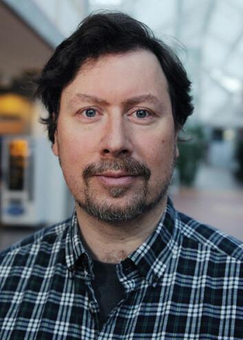 Leif Edward Ottesen Kennair er psykolog ved NTNU. (Foto: Nils Heldal)