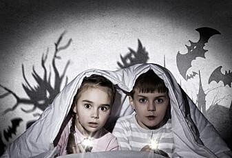 Tror du spøkelser finnes på ordentlig?