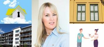 Hun forsker på hvordan det kan bli lettere for unge å kjøpe sitt første hjem