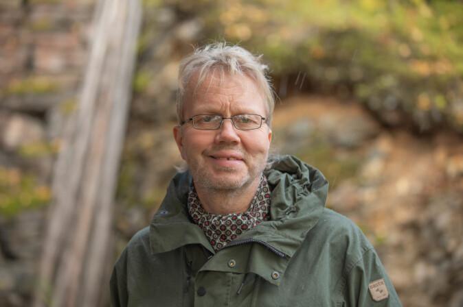 Professor Øyvind Ravna mener den private eiendomsretten er mye eldre enn 1775.