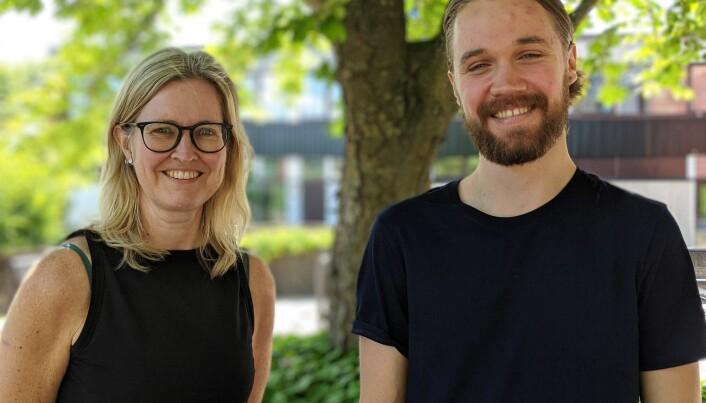 Trude Lappegård og Axel Peter Kristensen