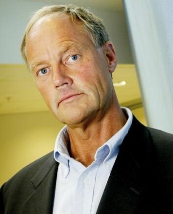 Professor Petter Gottschalk ved BI har kartlagt hvitsnippadvokatenes forsvarsstrategier. (Foto: BI)