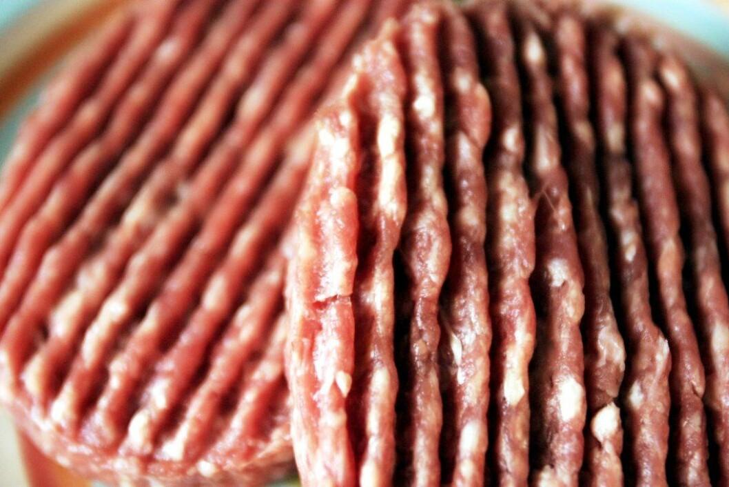 Hva er det med rødt kjøtt som kan øke risikoen for kreft? (www.colorbox.no)