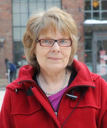 Synnøve Solbakken fungerer veldig godt for utrente lesere på ungdomsskoletrinnet, mener HiO-professor Sylvie Penne.