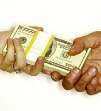 """""""Lønn eller lommepenger, eller begge deler?"""""""