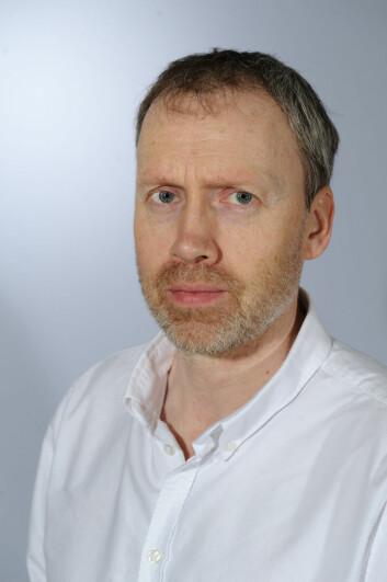 Mons Bendixen er førsteamanuensis ved psykologisk institutt ved NTNU. (Foto: Nils Heldal)