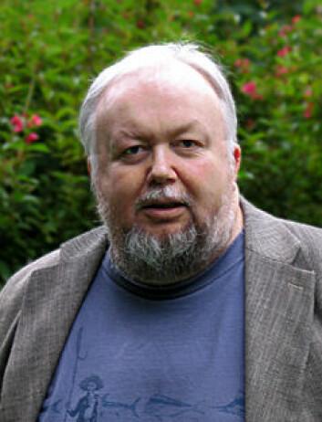 Gisle Hannemyr er professor og universitetslektor ved UiO.