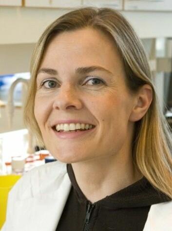 Professor Johanna Olweus jobber innenfor feltet Science mener er årets største vitenskapelige gjennombrudd. (Foto: UiO)