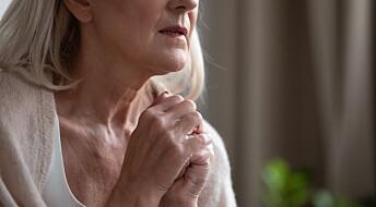 Negativ tenkning koblet til Alzheimer-risiko