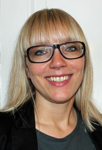 Maria Skaalum Petersen forsker for sykehusvesenet på Færøyene. (Foto: Privat)