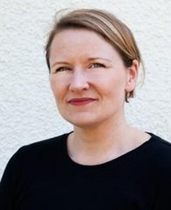 Anna Angelin ved Lunds universitet i Sverige mener at de nordiske velferdsstatene trenger andre løsninger enn sosialhjelp for unge arbeidledige. (Foto: Universitetet i Lund)