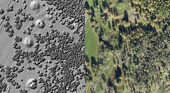 Slik kan du bruke arkeologenes kartverktøy på norgesferien