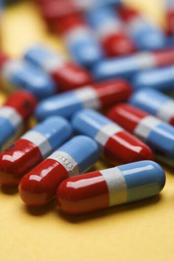 """""""Dagens hjernedop er medikamenter som er laget med helt andre formål, kan fremtidens stoffer bli laget for å forbedre spesifikke operasjoner i hjernen. (Illustrasjonsfoto: www.colourbox.no)"""""""