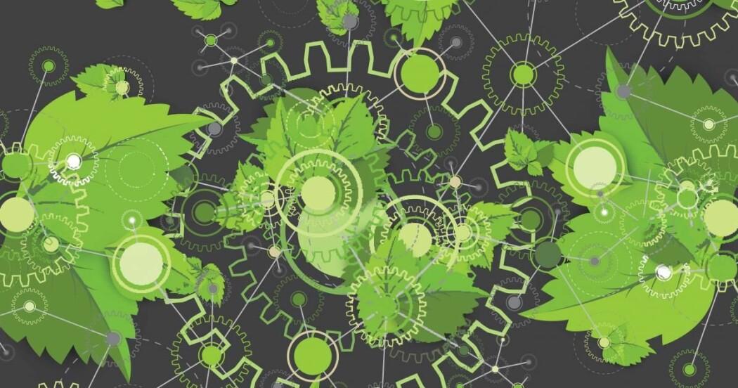 Den naturlige fotosyntesen ikke alltid er så veldig effektiv. Når forskere etterligner den, prøver de å gjøre prosessene mye mer effektive.