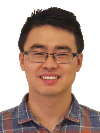 Kaiqi Xu håper forskningen hans i fremtiden kan bidra til CO2-fangst.