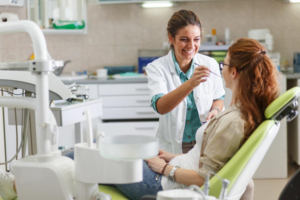 God pasientkommunikasjon handler om at tannlege og pasient får utvekslet nødvendig informasjon.