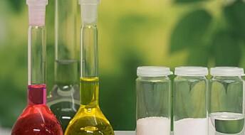 Medisinar med grøne råvarer kan gje lindring for kroniske sår