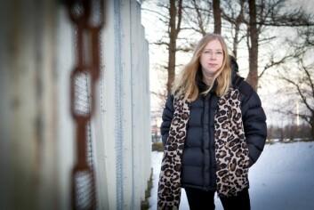 Aina Sundt Gullhaugen har utfordret «gullstandarden» for undersøkelse av psykopater. – Behandling er vanskelig, men ikke umulig, mener hun. (Foto: Ole Morten Melgård)