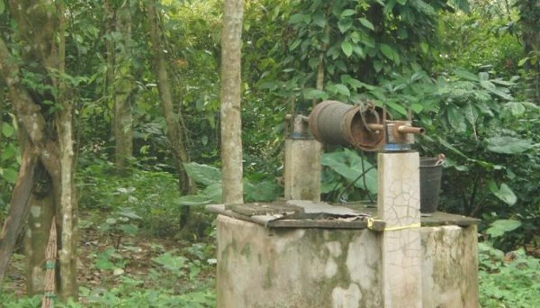 Millioner av vietnamesere drikker vann som inneholder altfor mye av det giftige stoffet arsen. Ved å gjennomføre prøveboringer har geologer funnet avgjørende oppdagelser som på sikt kan gi vietnameserne renere drikkevann. Colourbox