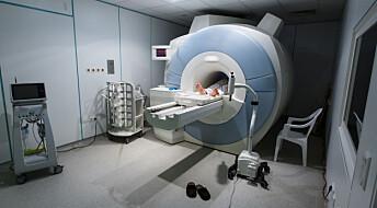 Kraftig kritikk av hjerneskanningsteknologi: De fleste fMRI-skanningene kan ikke gjenskapes
