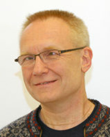 Arne Grønningsæter. (Foto: Fafo)