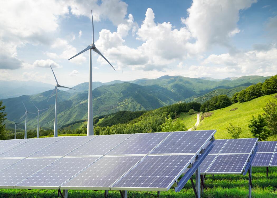 Forskere har anslått mengden av energi produsert av solceller rundt i hele verden.