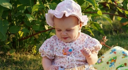 Pollenutsatte mødre gir barna astma