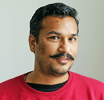 Hitesh Kaushik, master's student in Universal IT Design at OsloMet – Oslo Metropolitan University.