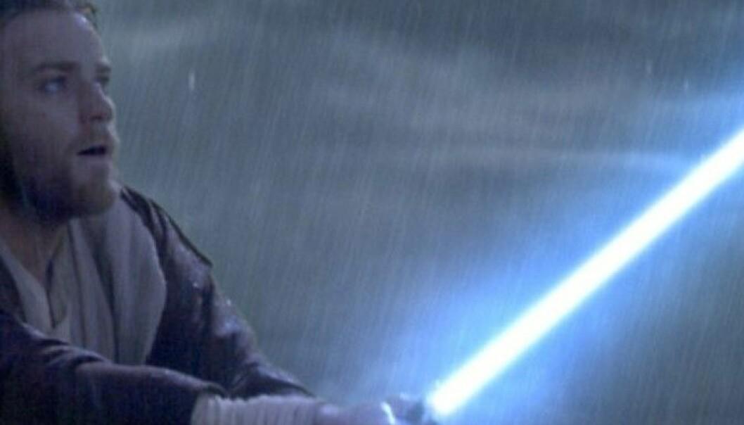 Det er et stykke igjen til teknologien som får Obi-Wan Kenobis lyssabel til å fungere som den gjør, men første skritt på vei mot en kvantedatamaskin kan nå være tatt. Promo