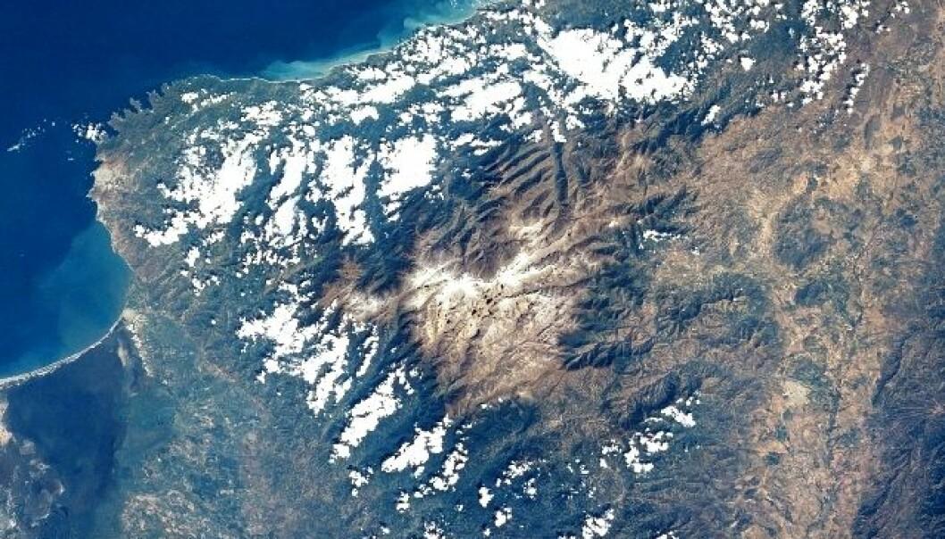 Sierra Nevada de Santa Marta er en uavhengig fjellkjede ved Andesfjellene i Colombia. Det er også det mest uerstattelige naturområdet på kloden. Wikimedia commons