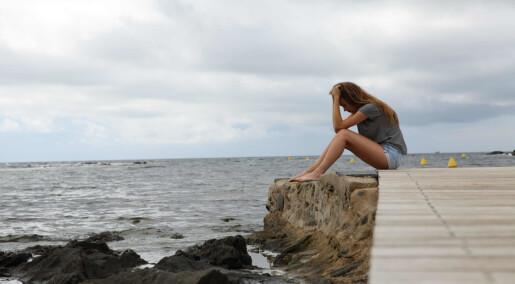 I stedet for å flykte fra vonde tanker og følelser kan du velge å gå inn i frykten