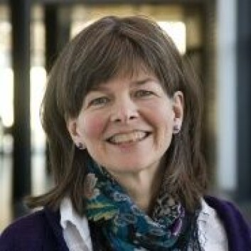 Professor Ruth Haug. (Foto: Håkon Sparre/UMB)
