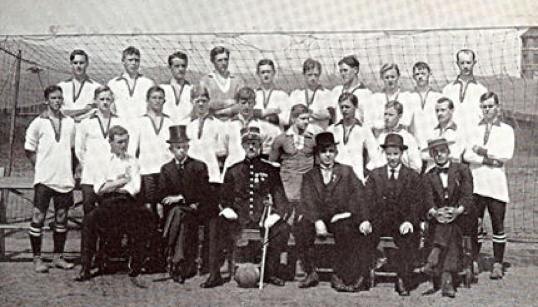 """Olympia 1912."""