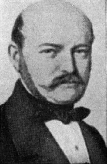"""Ignaz Philipp Semmelweis (1818-1865)."""