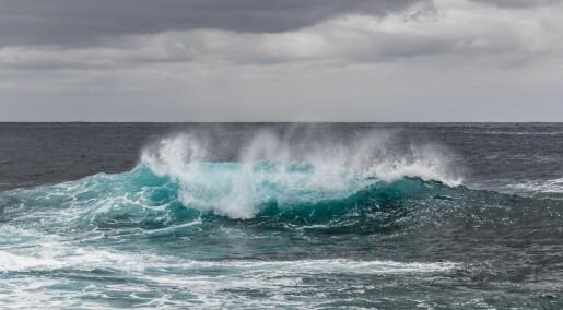 Forskere skal bruke maskinlæring for å lage bedre varsler for vær og hav