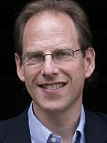 Simon Baron-Cohen er en av verdens fremste autismeeksperter og direktør ved Cambridges forskninginstitutt for autisme. (Foto: Universitetet i Cambridge)