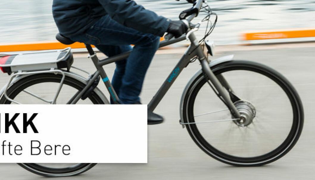 Du blir sprek av å spinne på et treningssenter, men sykler du til jobb er du også med på å redde verden