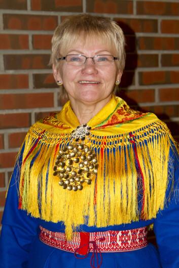 Berit Andersdatter Bongo (Foto: Inger Elin Utsi/Høgskolen i Finnmark)
