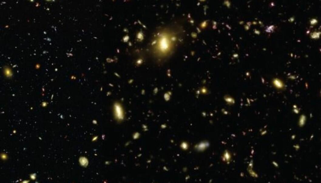 13,8 milliarder år på tre minutter