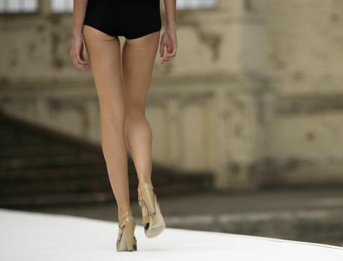 Ei etablert oppfatning av at personar som lid av anoreksi er spesielt evnerike, kan ha ført til at ein har hatt store krav til pasienten i behandlinga. (Foto: Scanpix, Kevin Coombs)
