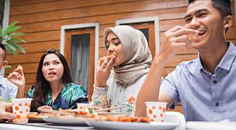 Folk reagerte helt ulikt på den samme maten